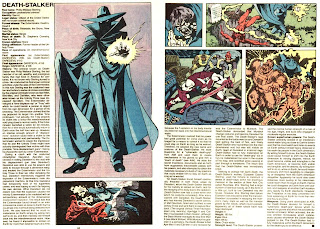 Acechador (ficha marvel comics)