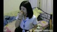 คลิปหลุดไทย นักศึกษาม.ดังเปิดกล้องเย็ดโชว์เว็บแคมต่างประเทศ ภาพHD
