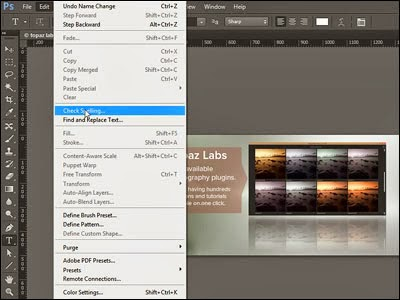 DesignEasy: Check Spelling in Adobe Photoshop