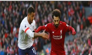 محمد صلاح أفضل لاعب في مباراة ليفربول ضد بورنموث