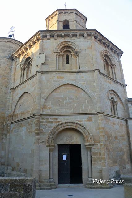 Santo Sepulcro de Torres del Río, Navarra