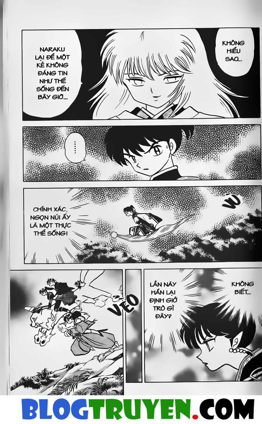 Inuyasha vol 34.7 trang 12