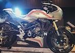 Modifikasi Honda CB150R Exmotion Thailand  (Dan Spesifikasi Lengkap Honda CB150R Exmotion)