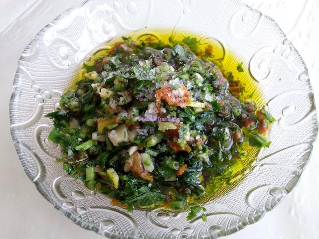 Salsa sabbazza