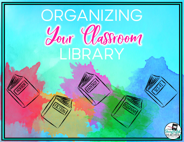 Organizing Your Classroom Library: Labeling Genres to Help Students Find Books