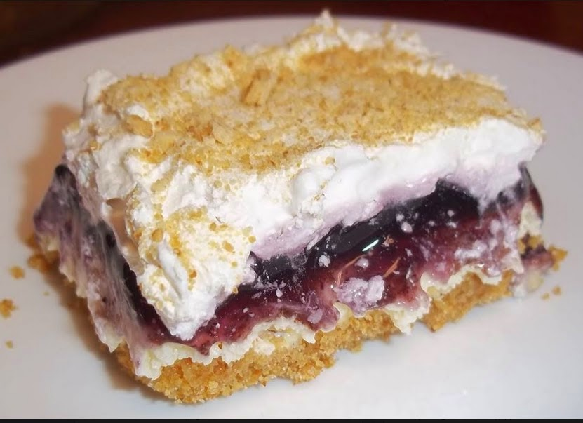 Best Recipes In World Blueberries And Cream Cheese Dessert