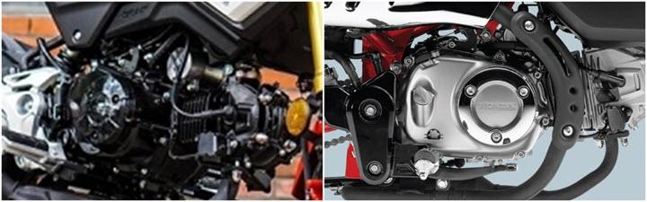 Honda MSX đối đầu Honda Monkey: Minibike nào đáng đồng tiền bát gạo hơn?