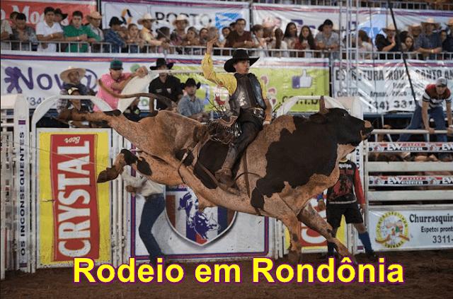 Agenda de Rodeio em Rondônia