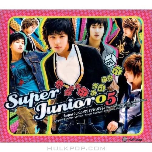 Super Junior – Super Junior 05 (ITUNES PLUS AAC M4A)