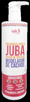 Composição (Ingredientes) do creme para pentear Encaracolando a Juba Widi Care 1