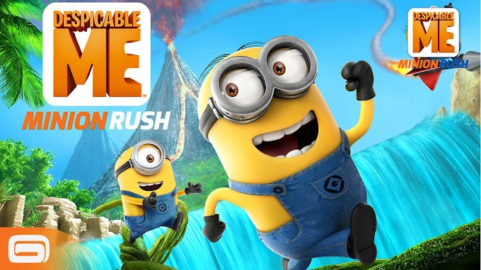 Minion Rush: Despicable Me Official Game Review