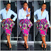 Creative and beautiful Ankara Peplum Styles you Should Rock