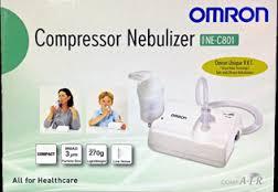 Gambar Alat Terapi Omron Nebulizer NE-C801