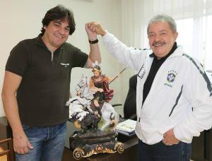 À polícia, Lula escondeu relação com 'amigo' da Odebrecht