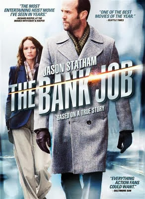Poster Of The Bank Job (2008) Full Movie Hindi Dubbed Free Download Watch Online At worldfree4u.com