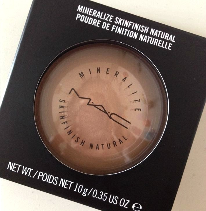 Review MAC Mineralize SkinFinish