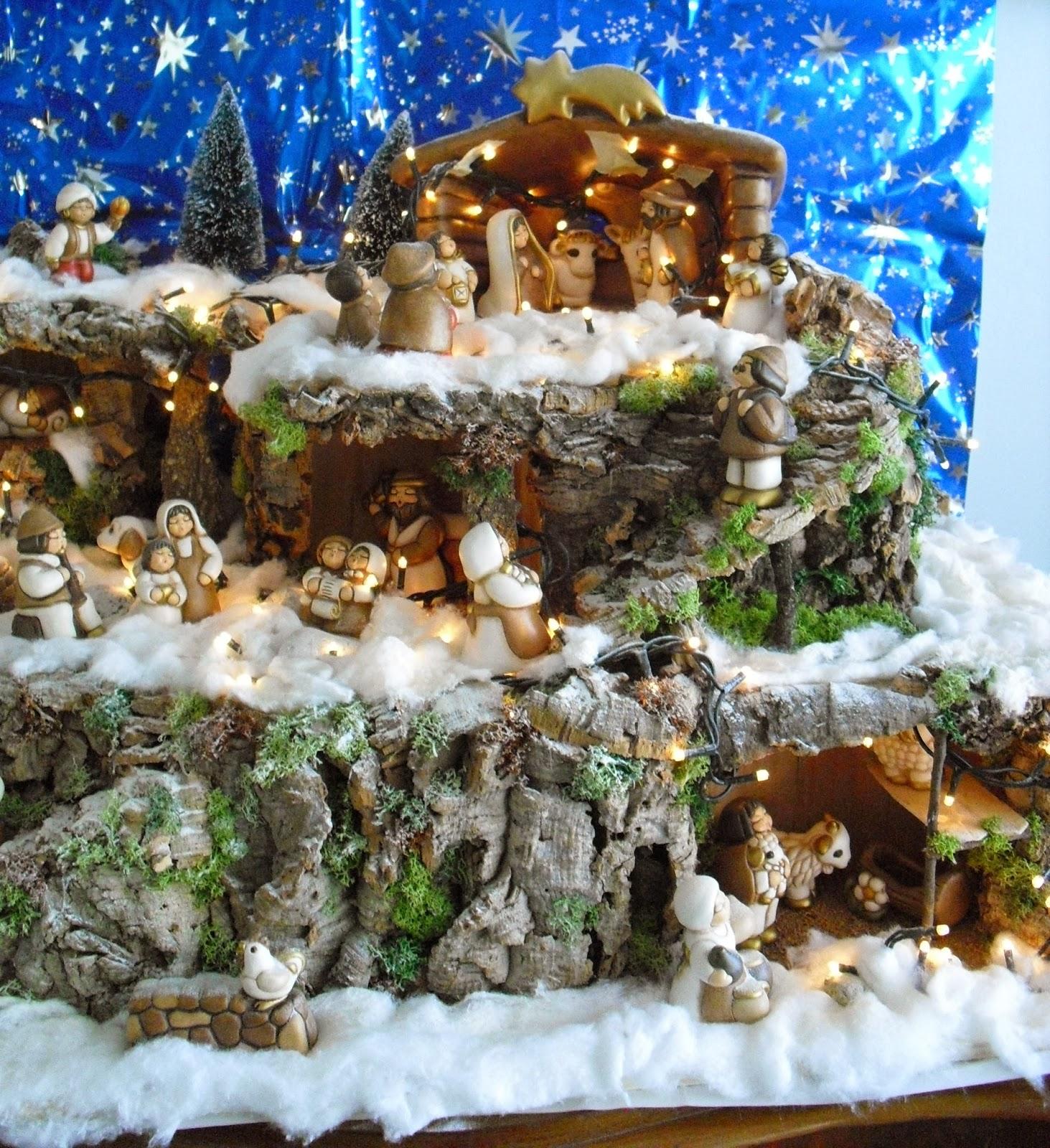 Il mondo di Sissi 8 dicembre tempo di fare albero e presepe