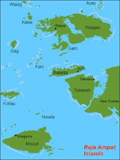 Sejarah Kerajaan di Kepulauan Raja Ampat