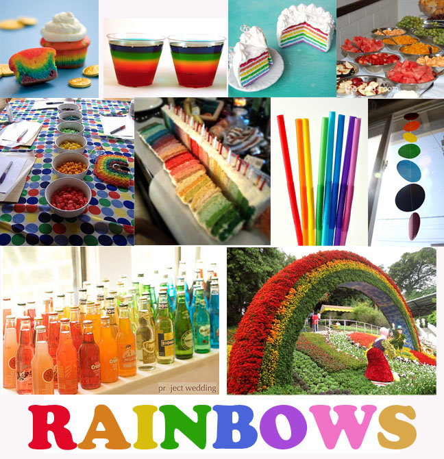 Rainbow Week Is In Full Swing Over Here !