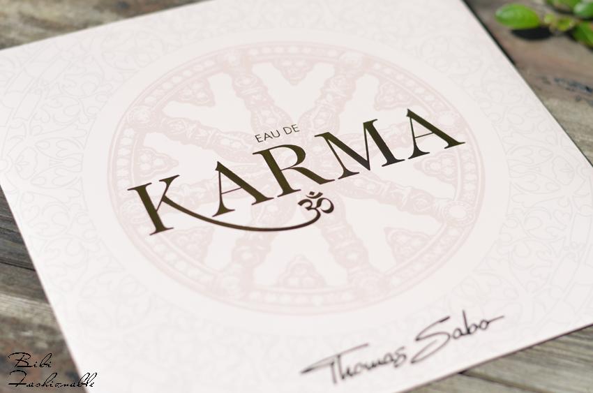 Thomas Sabo Eau de Karma Duftbeschreibung