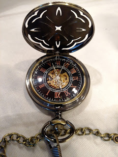 Original image of pocket watch