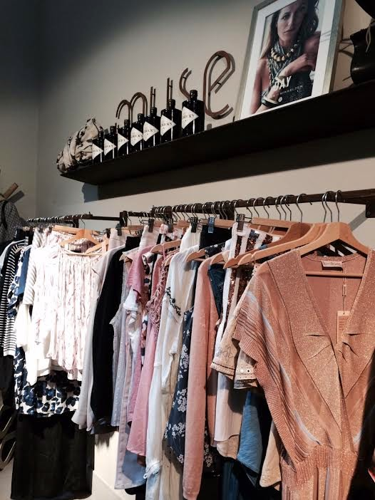 Muse clothing store