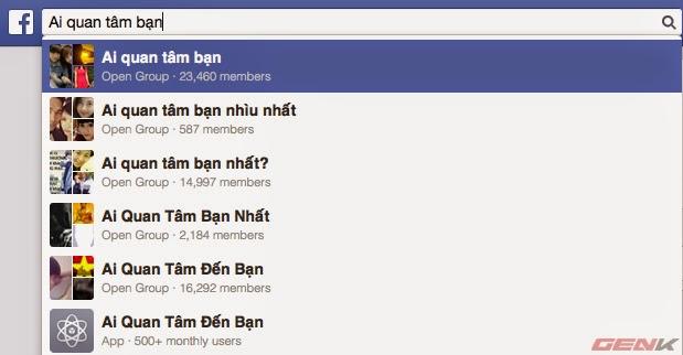 Các ứng dụng rác trên facebook