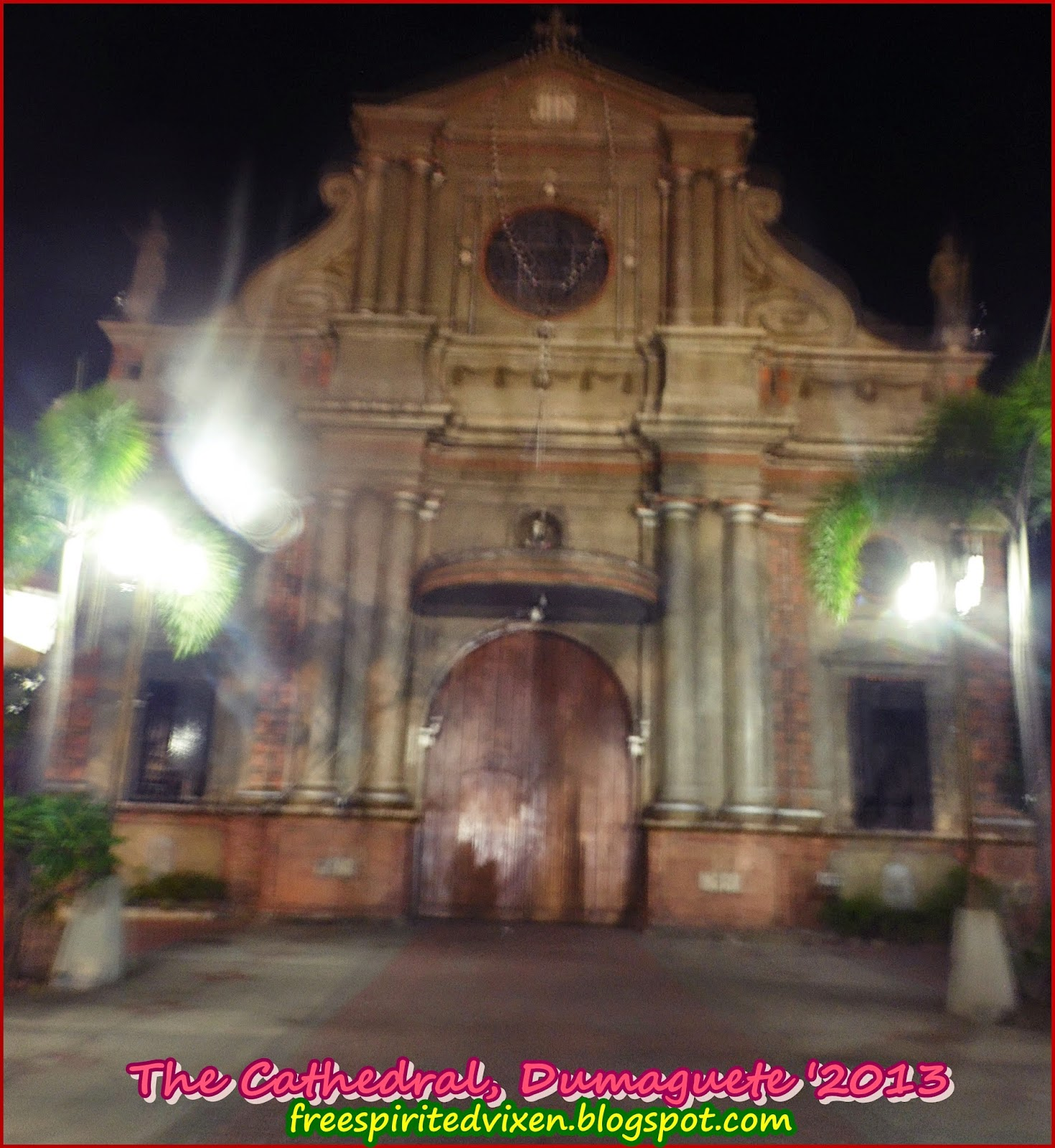 St. Catherine of Alexandria Cathedral, The Cathedral Church of Dumaguete