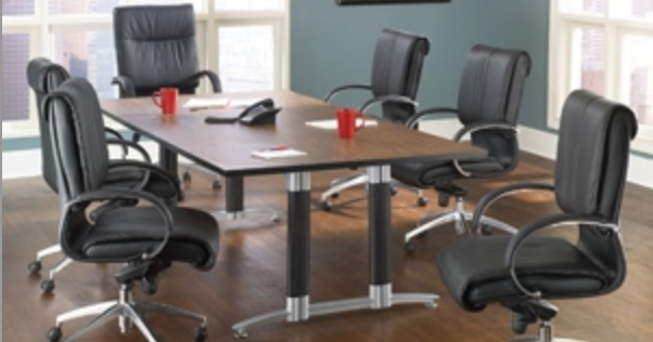 Product Showcase: Professional Conference Tables By OFM