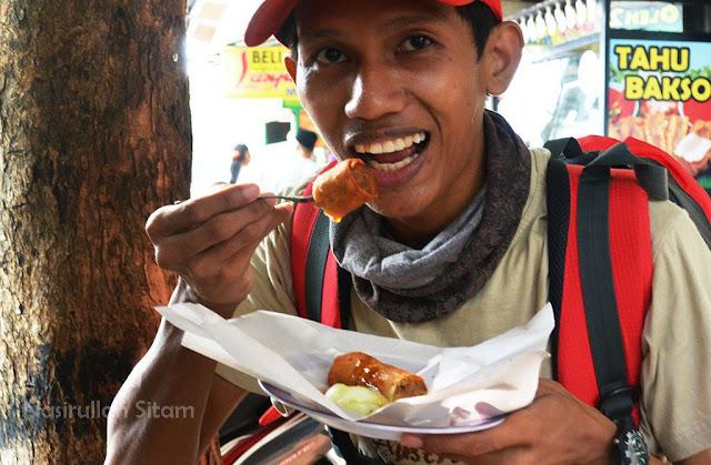 Mari sarapan Lumpia Semarang