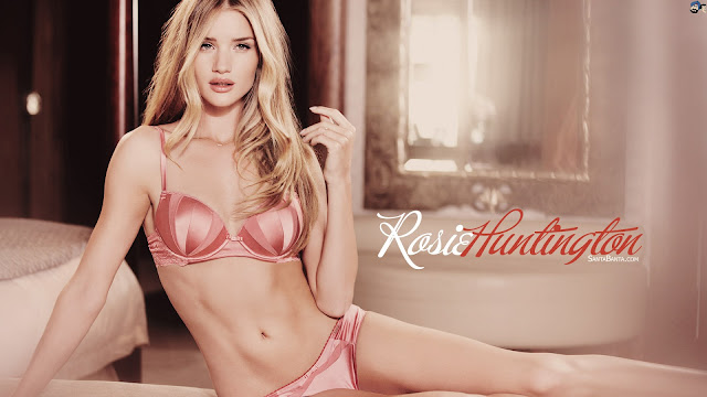 Rosie Huntington-Whiteley Beautiful HD Wallpaper