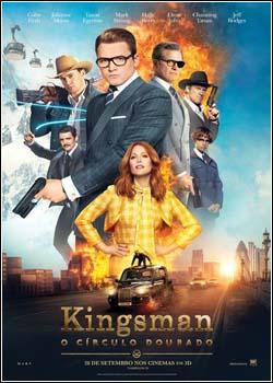 Baixar Kingsman: O Círculo Dourado Dublado Grátis