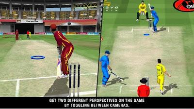 Download World Cricket Championship 2 APK MOD (Full Unlocked)