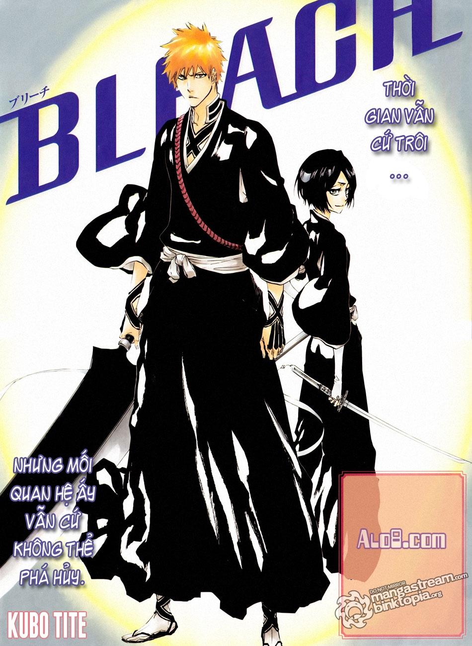 Bleach chapter 460 trang 2