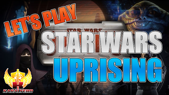 Let's Play Star Wars Uprising ★ Connecting Return Of The Jedi To The Force Awakens