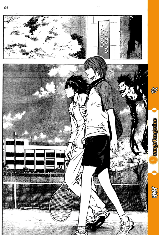 Death Note chapter 020 trang 5