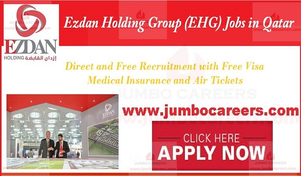 Real estate jobs in Qatar with free visa, Real estate jobs description Qatar,