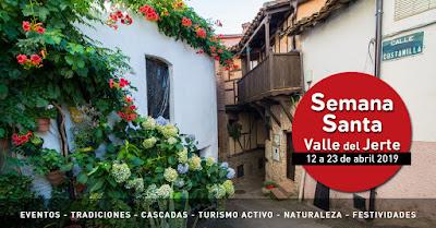 Semana Santa 2019 en el Valle del Jerte. MIL Y UN PLANES