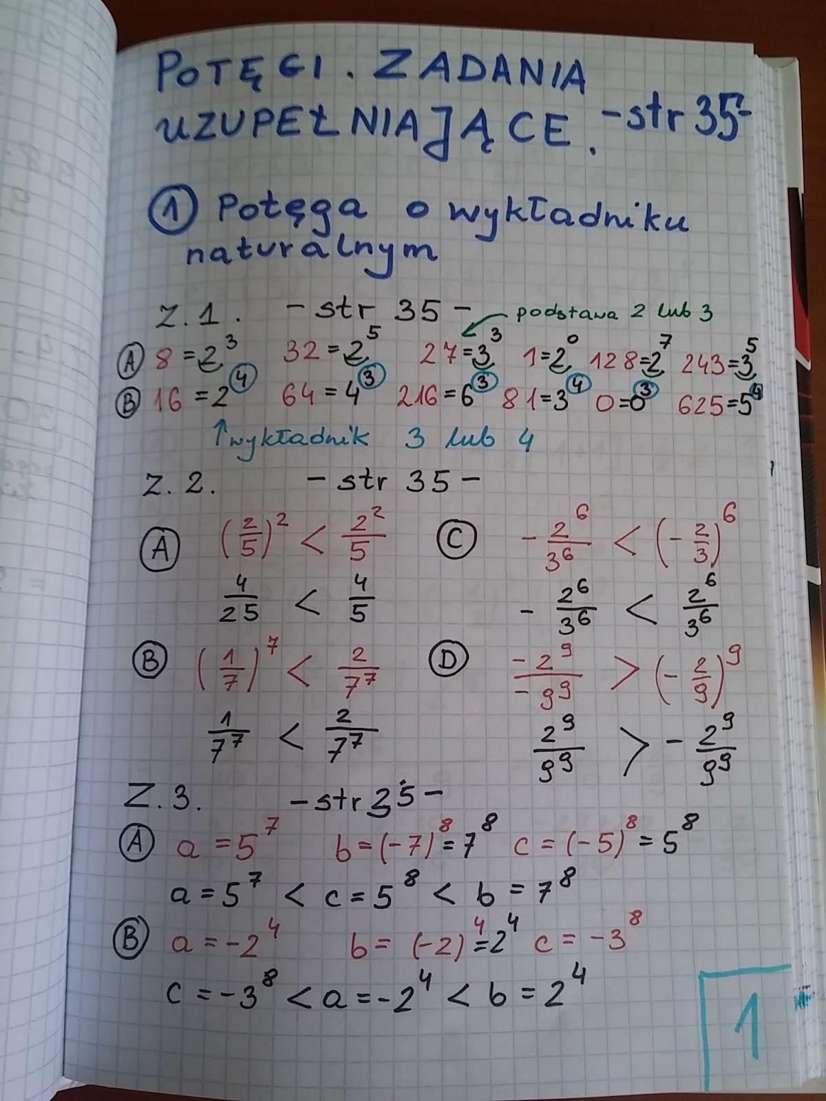 podręcznik matematyka z plusem 5 odpowiedzi