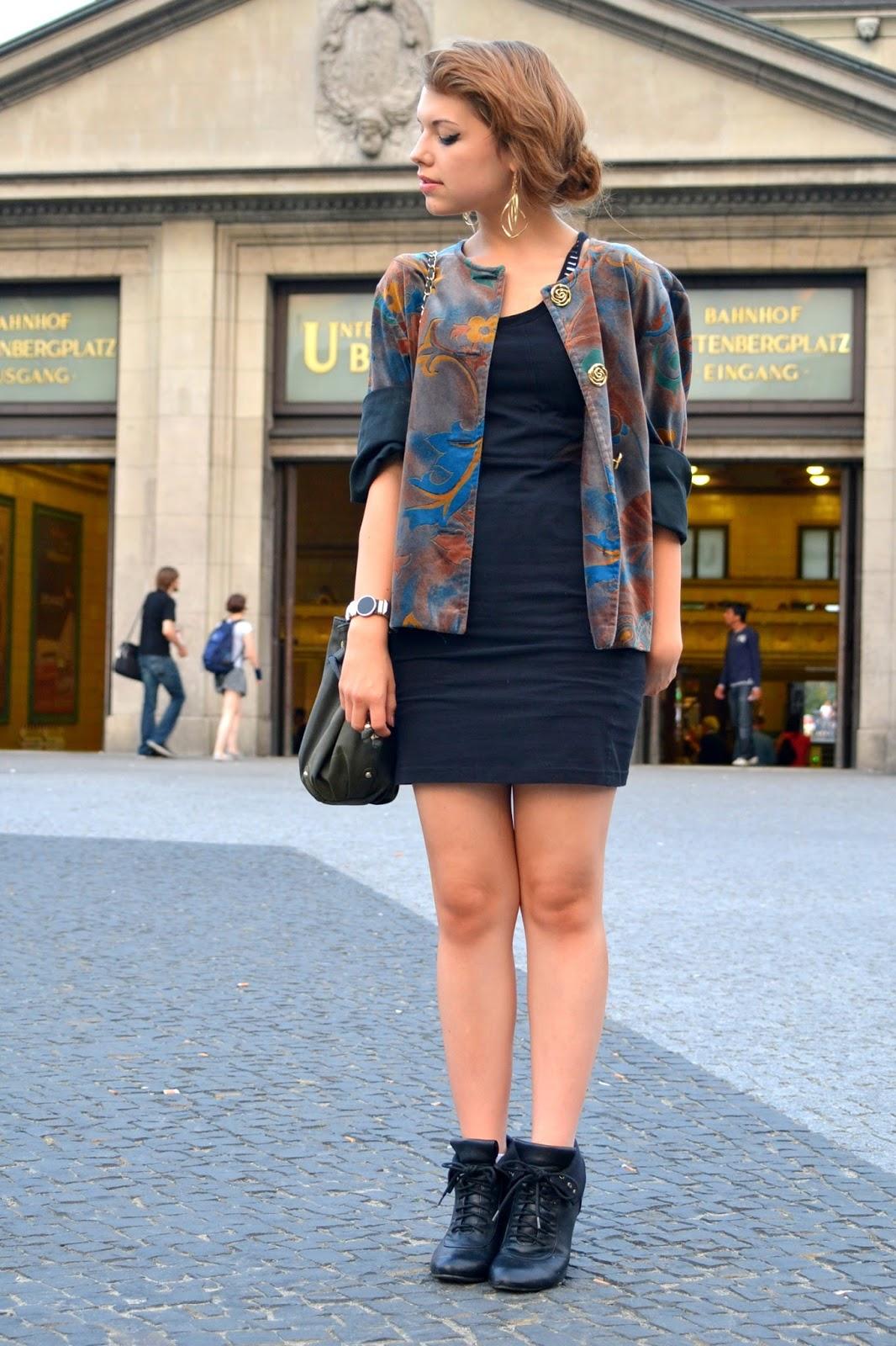 jasmin myberlinfashion outfit post fashionblogger kadewe berlin wittenbergplatz