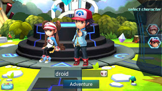 pokeland legends apk MOD