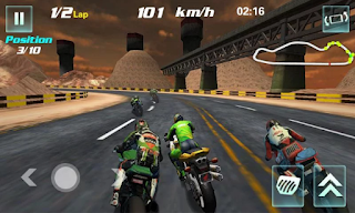 Speed Moto GP Racing