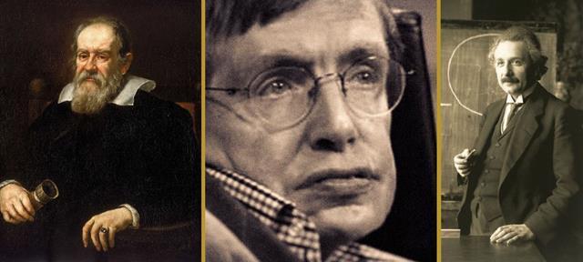 Sự trùng hợp về ngày sinh, ngày mất và sự nghiệp tầm vóc của 3 nhà khoa học lớn của nhân loại