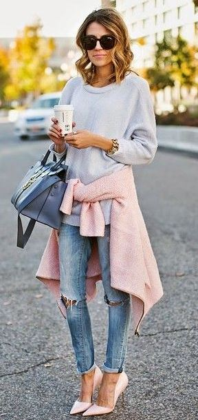 How to Transition Your Winter Wardrobe to Spring