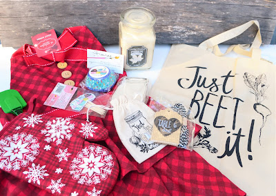 Country Fair Blog Party Holiday Gift Bag Giveaway