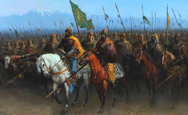 timurid armies