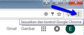 Cara mengintip password yang tersimpan di Chrome