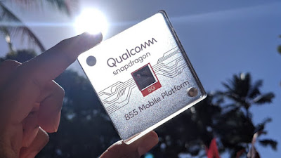 Smartphones with Qualcomm Snapdragon 855 Processor