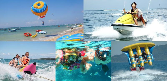 ROLLING DONUTS WATERSPORT BALI