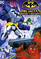 Batman Unlimited: Mech vs Mutants (2016)